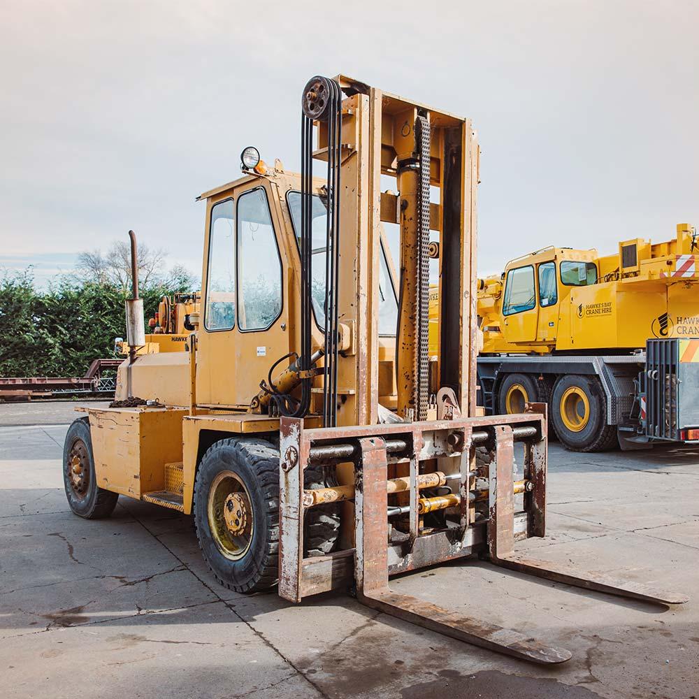 Forklift – Clark Lees E20