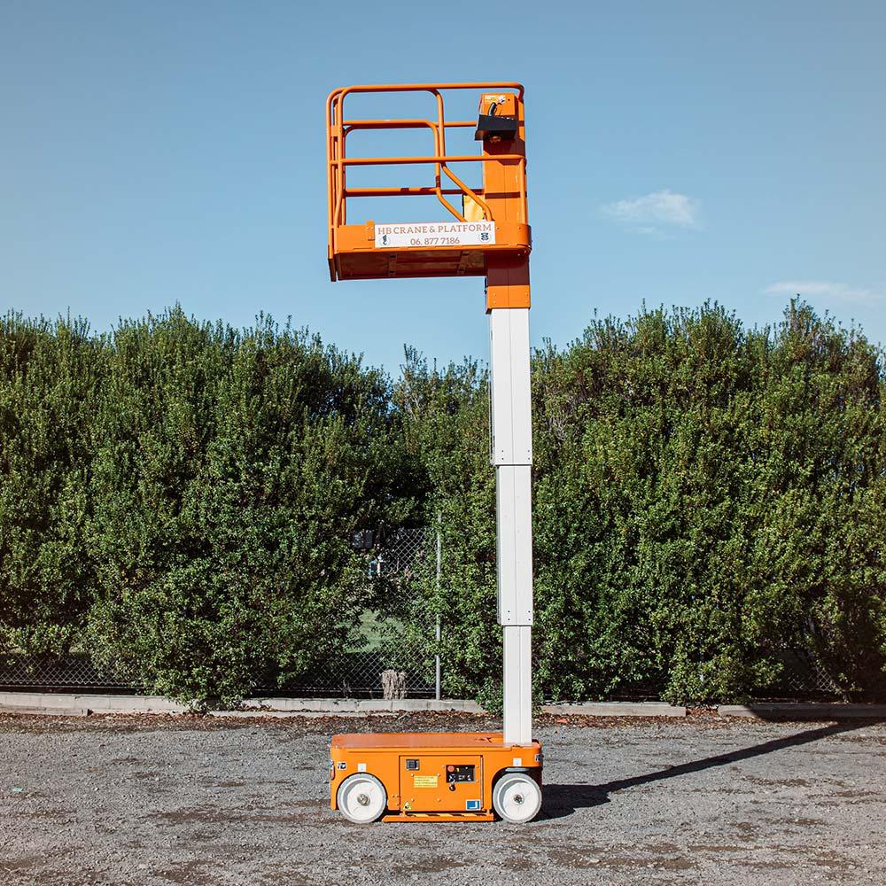 Electric Vertical Lift – Snorkel TM12
